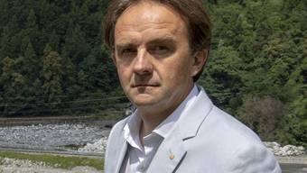 Ju-Air-Sprecher Christian Gartmann.