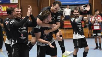 Kann der STV Baden auch im Cup-Achtelfinal gegen Wacker Thun jubeln?