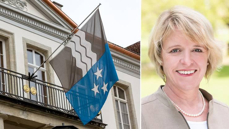 Christiane Guyer will Regierungsrätin für die Grünen werden.