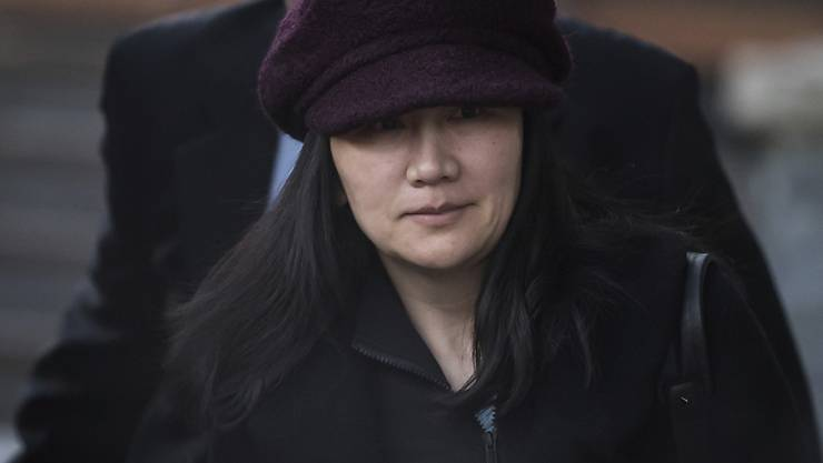 Über die mögliche Auslieferung der Huawei-Finanzchefin Meng Wanzhou an die USA hat nun ein kanadisches Gericht zu entscheiden. (Archivbild)