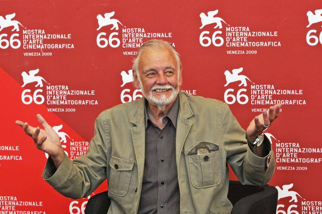 Horror-Legende George A. Romero (© Getty Images)
