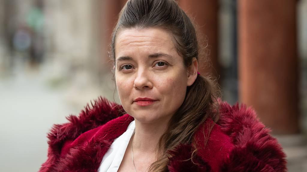 ARCHIV - Paula Parfitt, die Mutter der fünfjährigen Pippa Knight, in London. Foto: Dominic Lipinski/PA Wire/dpa