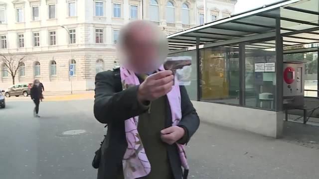 Richterbeisser Kuno W. zu 34 Monaten Haft verurteilt