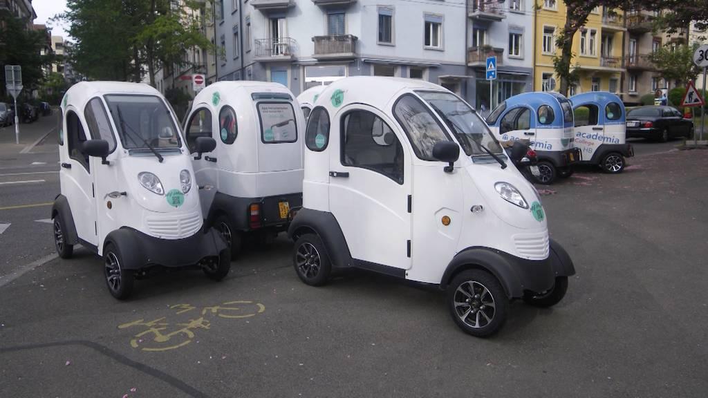 Stadt Zürich senkt Zahl der Enuu-Autos deutlich: Aus für das Unternehmen?