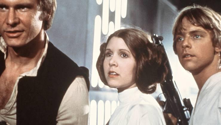 Carrie Fisher wurde durch ihre Rolle als Prinzessin Leia in Star Wars weltberühmt.