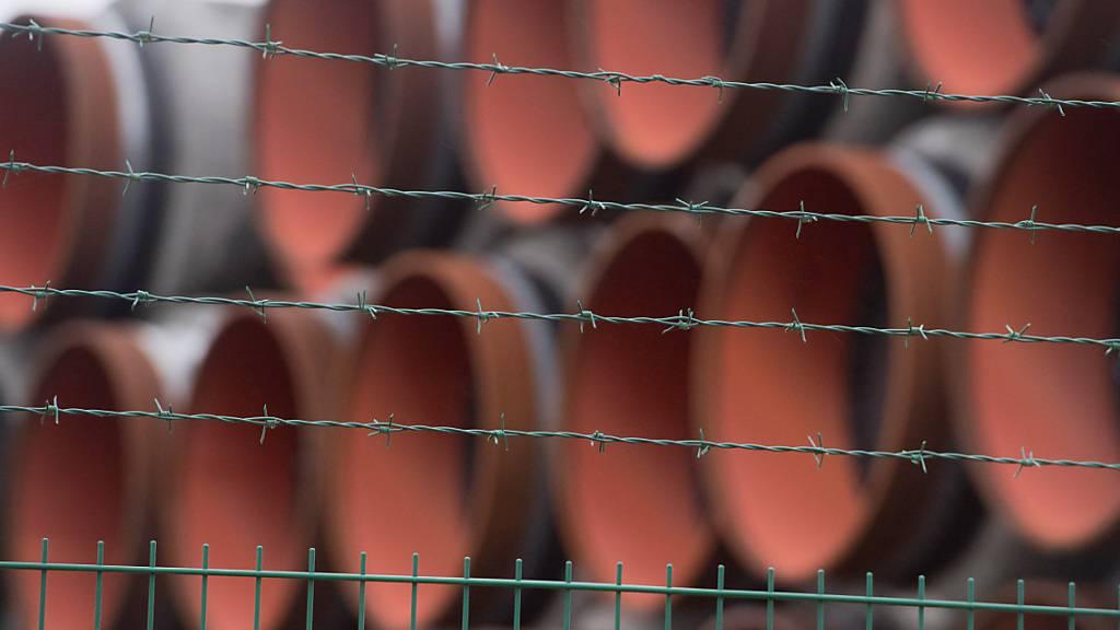 Nord Stream 2: US-Kongress will Sanktionen gegen Berlin ausschliessen