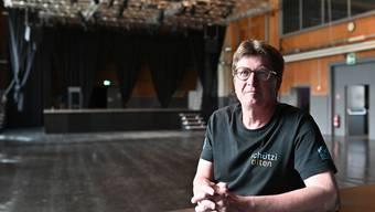 Thomas Knapp, Geschäftsführer Schützi, hofft, dass die Notstandsmassnahmen schnell der Vergangenheit angehören.