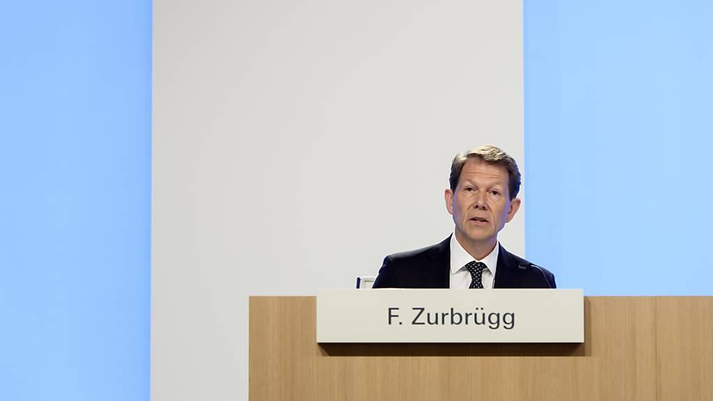 Der Vizepräsident der Schweizerischen Zentralbank, Fritz Zurbrügg, weist Begehrlichkeiten der Politik bei Nationalbankgeldern zurück. (Archivbild)
