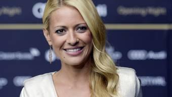 Ex-Miss-Schweiz Christa Rigozzi geniesst ihr Mutterglück, möchte aber auch bald wieder arbeiten. (Archiv)