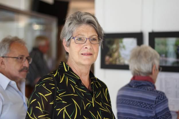 Lucia Bertodatto gilt als heimliche Favoritin - Bei ihren Bildern blieb manch ein Besucher stehen