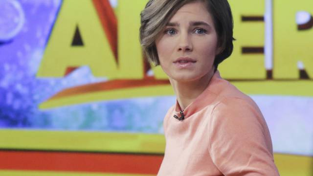 Will heiraten: Amanda Knox (Archiv)