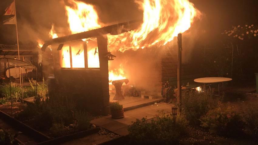 Im Kanton Luzern brannte es gleich zwei Mal
