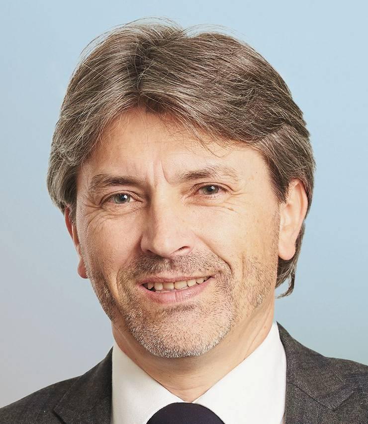 Markus Bärtschiger, Stadtrat Schlieren