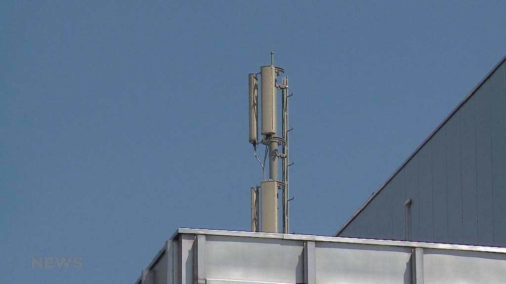 5G-Antenne in Olten sorgt für rote Köpfe