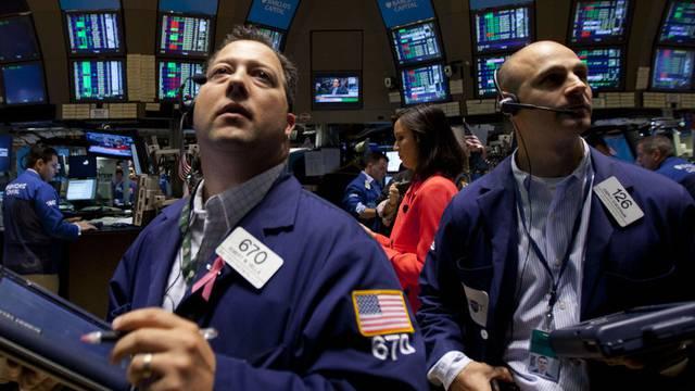 Händler an der NYSE