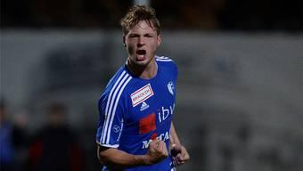 Kampfansage an den FC Aarau: Joël Geissmann will die Kantonsrivalen besiegen.