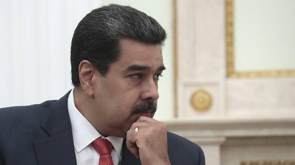 Sanktionen gegen Venezuela: Trump spricht Einreiseverbote aus