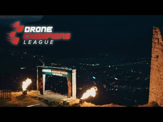 Drone Champions League - Trailer