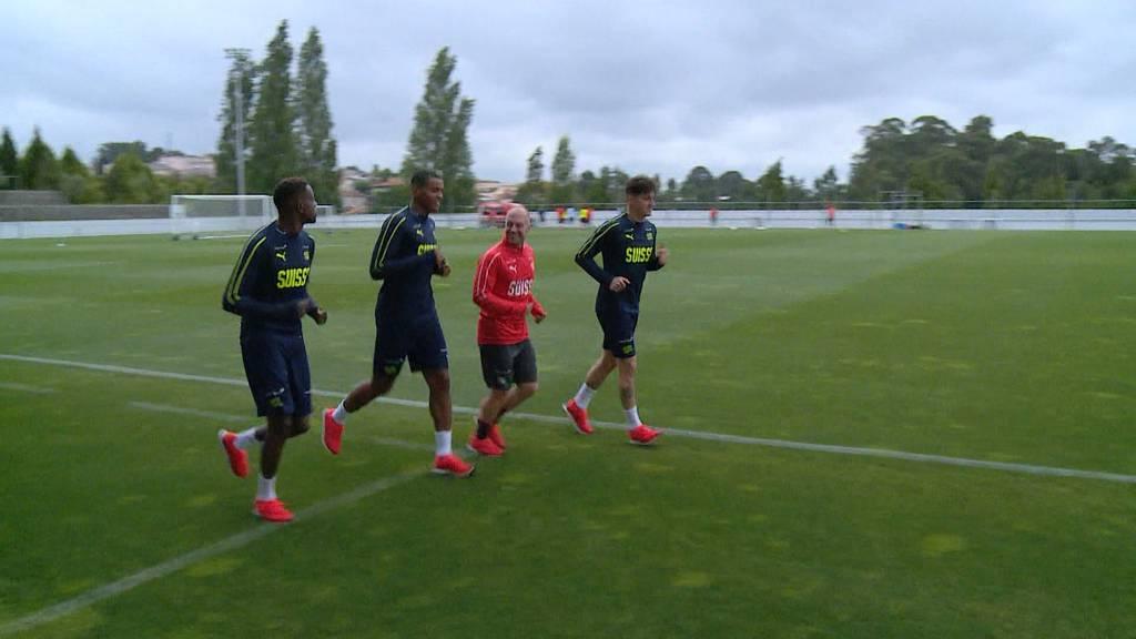 Nations-League-Halbfinal: Schweiz verliert gegen Portugal