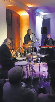 Beim «Bluus im Müllerhuus» treten Schweizer Blueskünstler auf.