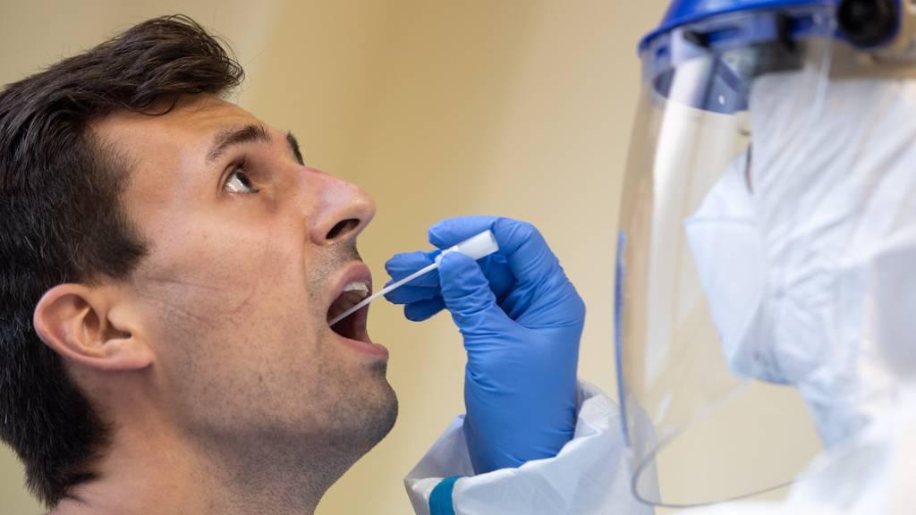 Berset will bis im Dezember täglich 50'000 Tests