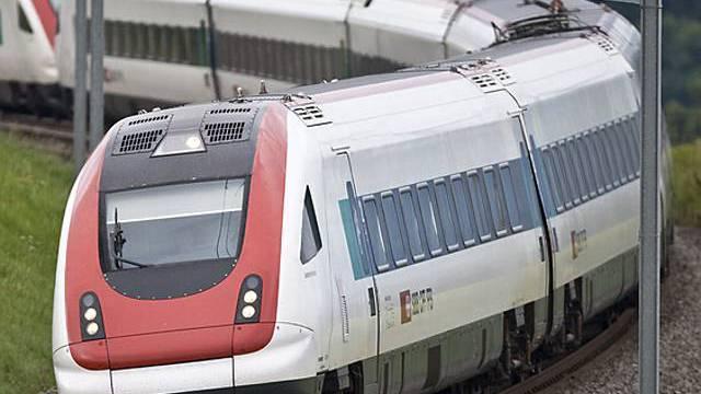 Bahnnsetz in der Ostschweiz wird ausgebaut (Archiv)