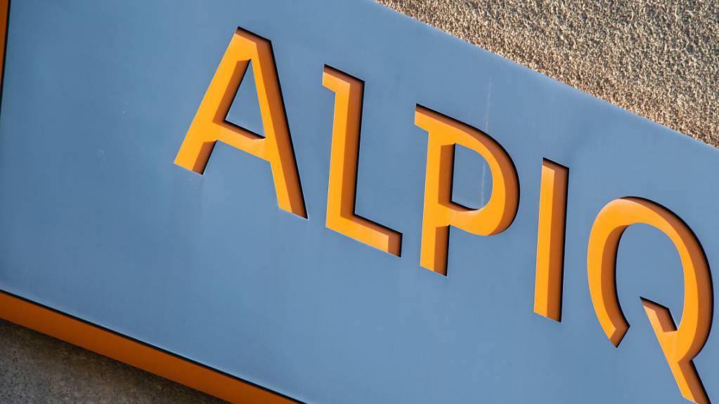 Der Westschweizer Energiekonzern Alpiq hat es im ersten Halbjahr 2021 zurück in die schwarzen Zahlen geschafft. Im vergangenen Jahr hatten verschiedene Sondereinflüsse auf die Ergebnisse gedrückt.(Archivbild)