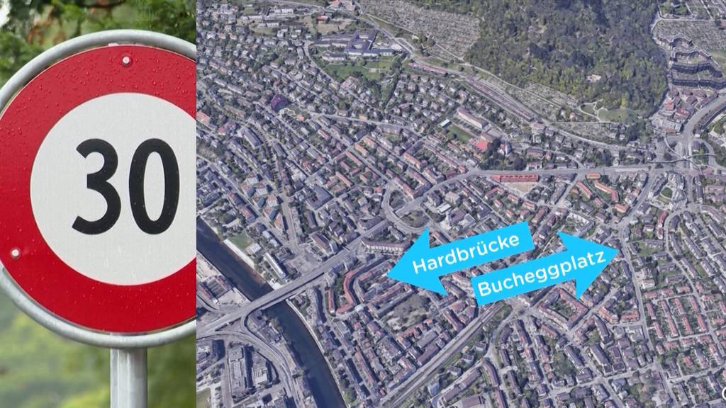 Tempo 30: Kantonspolizei Zürich will ein Wort mitreden