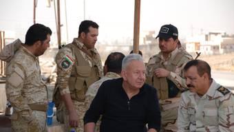 Irak IS Islamischer Staat Krieg