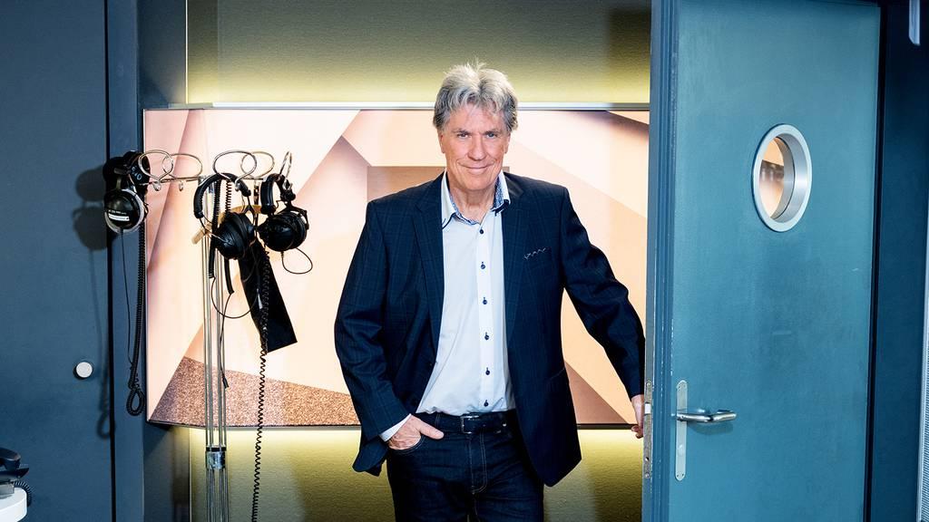 Radio-Legende Berni Schär geht in Pension