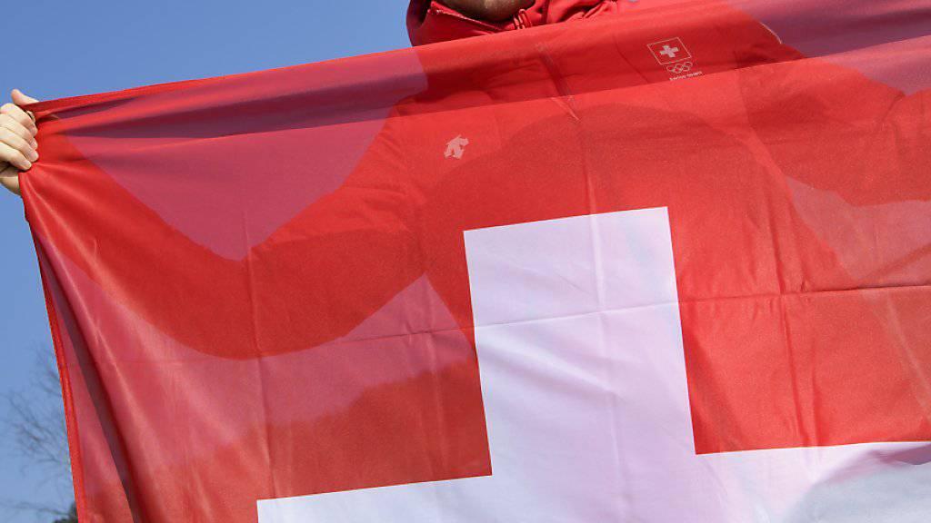 Wird am Freitag die Schweizer Delegation als Fahnenträger an der Eröffnungsfeier anführen: Dario Cologna
