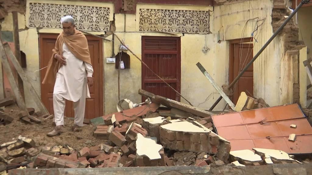 Pakistan: Dutzende Tote nach Erdbeben