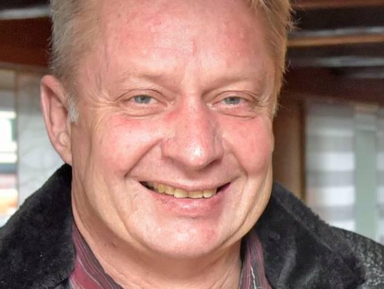 Armin Ruf, Gemeindeleiter der Pfarrei St.Johannes.