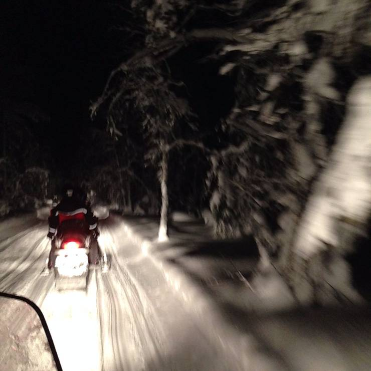 Schneetöfffahren