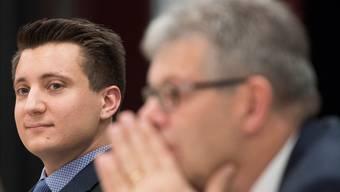 Stadtrat Andreas Schmid präsentiert schon nach wenigen Monaten ein umfassendes Konzept zur Reform der Sozialen Dienste.