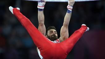 Für die Kunstturner um Oliver Hegi steht in diesem Jahr doch noch eine Titelentscheidung an: Die Europameisterschaften in Baku finden Anfang Dezember statt