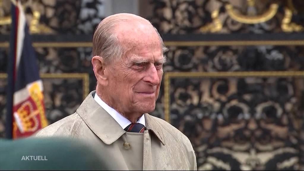 Trauer in Königreich: Prinz Philip ist im Alter von 99 Jahren gestorben