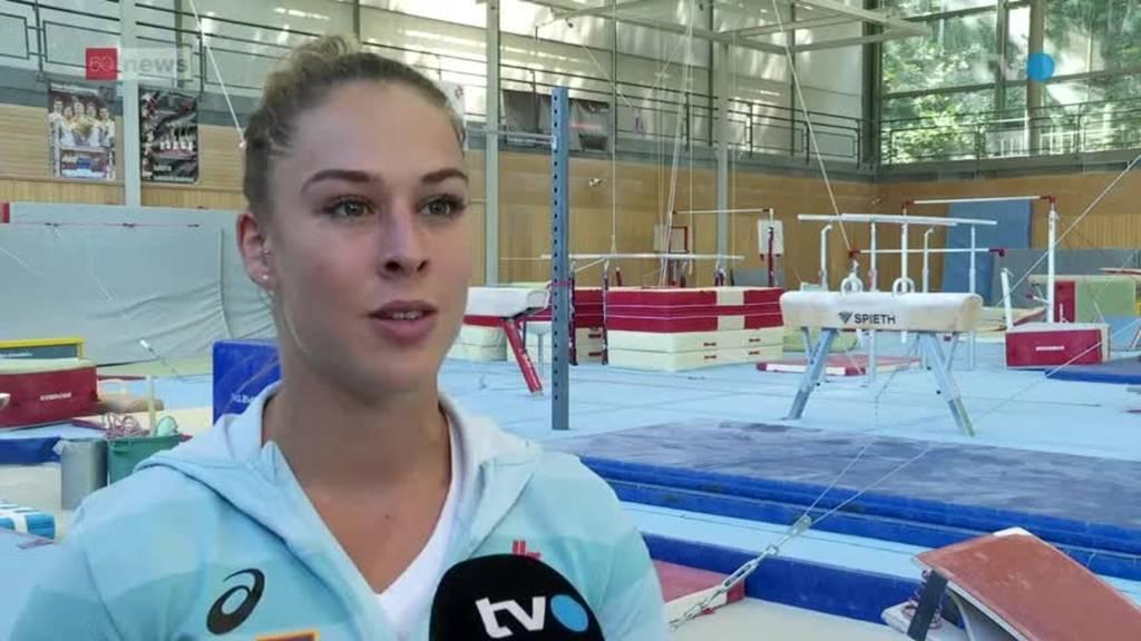 Giulia Steingruber: «Ich hoffe, den Titel holen zu können»