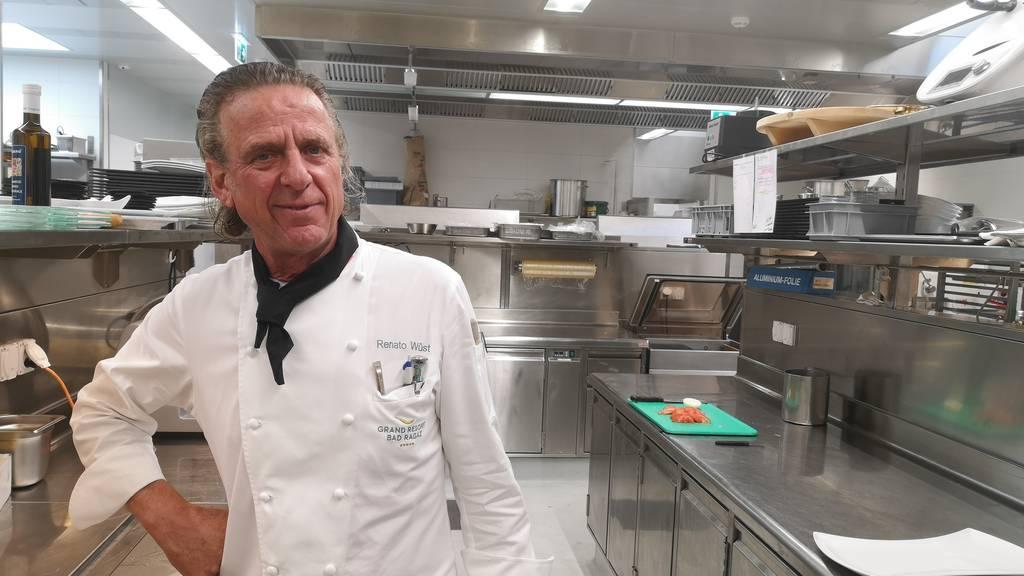 Koch im Trainingslager: FCSG-Spieler lieben Bratwürste mehr als Filet