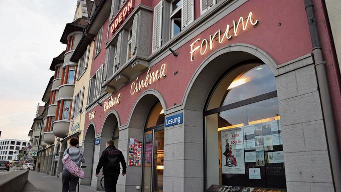 Das Brugger Kulturhaus Odeon hat sich mit dem Angebot an Dokumentarfilmen einen Namen gemacht.