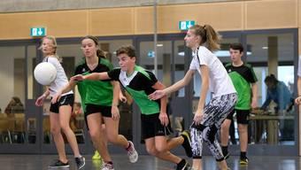 Jugendkorbball-Turnier 2018 des RTSU in Deitingen