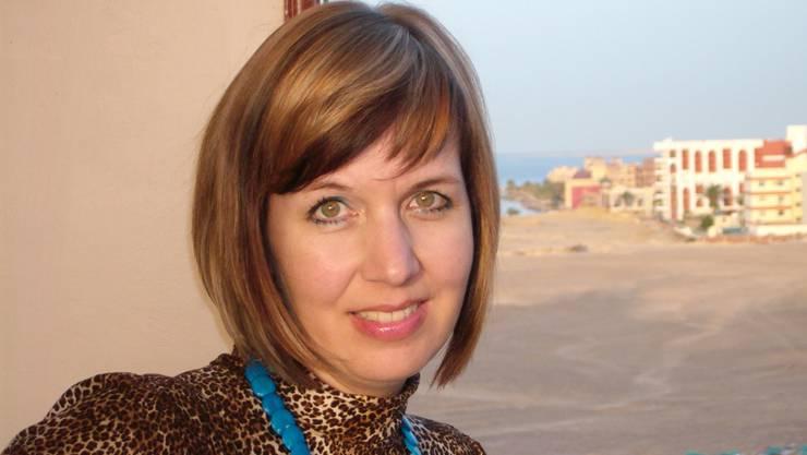 Chantal Kury arbeitet als Kindergärtnerin in einem Fünf-Sterne-Hotel in Hurghada.