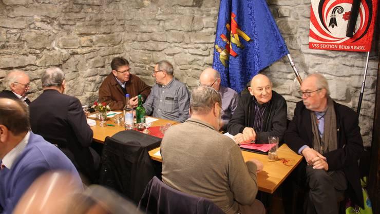 Die 83. ordentliche Veteranenrats-Tagung vom Veteranenbund Schweizerischer Sportschützen (VSS) fand im Herzen von Basel statt.