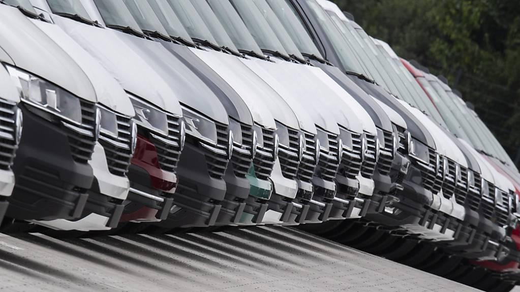 In China greifen die Autokäufer wieder kräftig bei Neuwagen zu – davon hat Volkswagen im Februar profitiert. (Archiv)