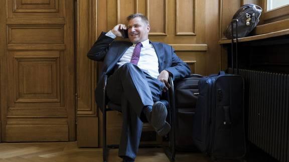 Toni Brunner (SVP/ SG).