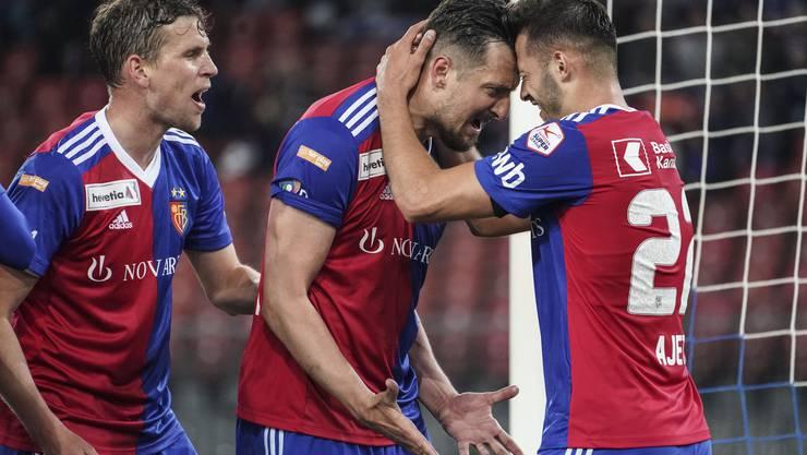 Am Schluss ist es vollbracht, der FC Basel krönt die eher durchwachsene Saison mit dem Einzug in den Cupfinal. Zum ersten Mal trifft man dort in der letzten und alles entscheidenden Runde auf den FC Thun.