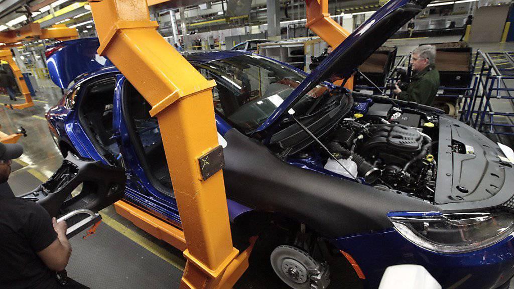 Zurück in die Werkstatt: Fiat Chrysler unterzieht Jeep Renegade einer Sicherheitsprüfung (Symbolbild).