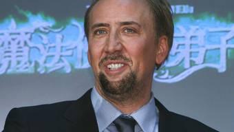 Nicolas Cage hat eine Sorge weniger (Archiv)