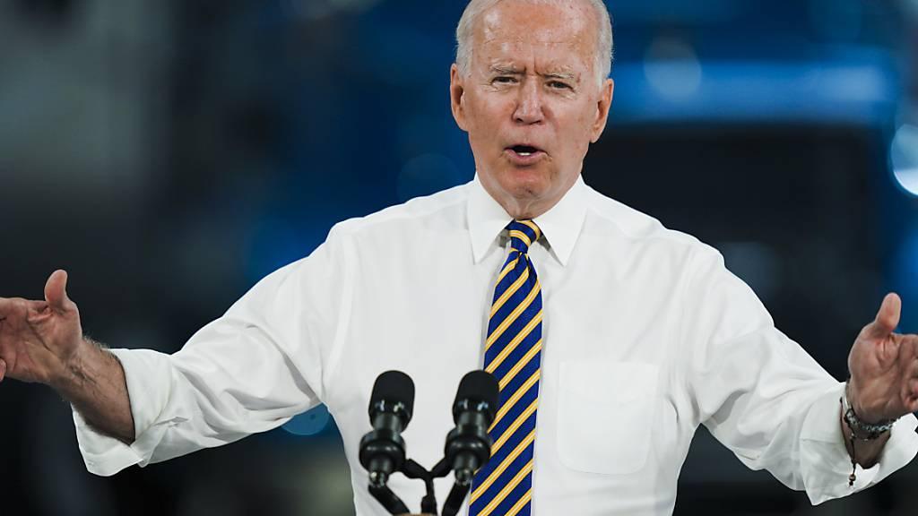 US-Senat macht Weg für billiardenschweres Infrastrukturpaket frei