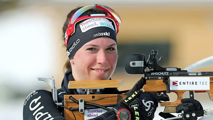 Lena Häcki ist mit ihrem Potenzial und ihrer Ausstrahlung ein Versprechen.